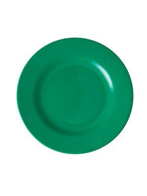 Rice Melamine lunch bord Disco Ball - green