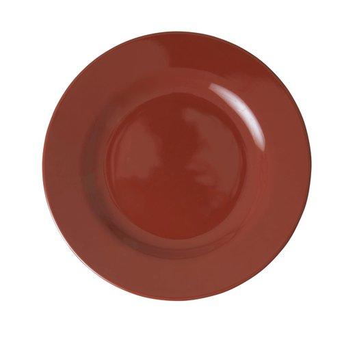 Rice Melamine lunch bord Disco Ball - brown