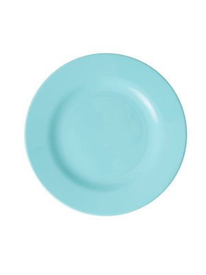 Rice Melamine lunch bord Disco Ball - mint