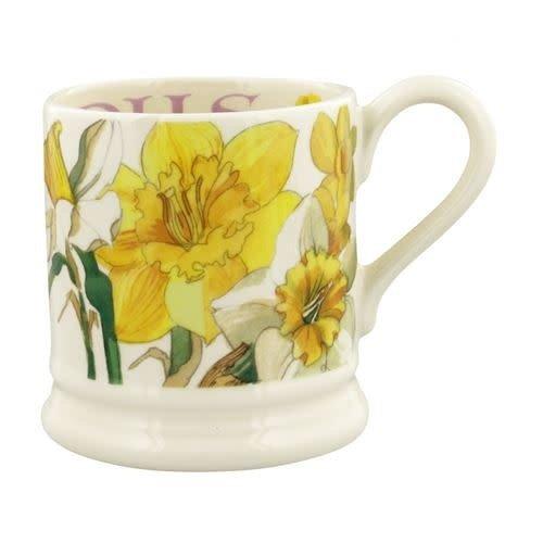 Emma Bridgewater 0.5 pt Mug Daffodils