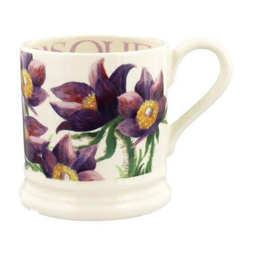 Emma Bridgewater 0.5 pt Mug Pasque flower