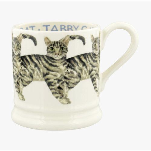 Emma Bridgewater 0.5 pt Mug Tabby cat