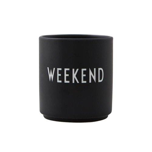 Design Letters Mok Favourite  Weekend - black