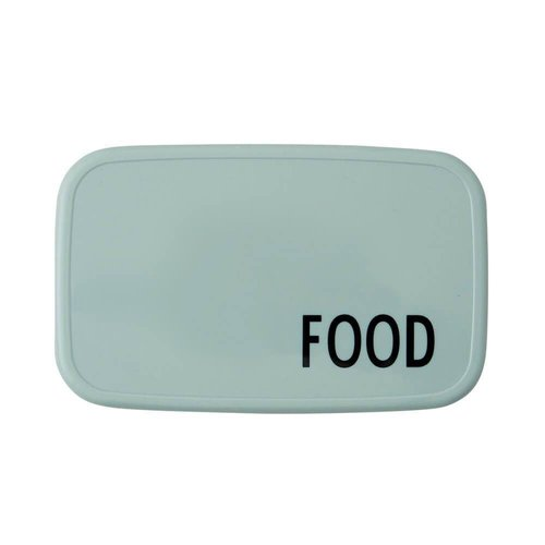 Design Letters Food & Lunchbox Food - green