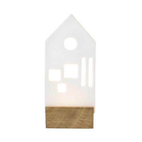 Räder Licht object Huis