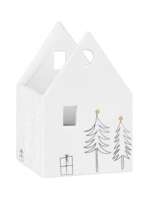 Räder Tealight holder House of Light - Fir tree