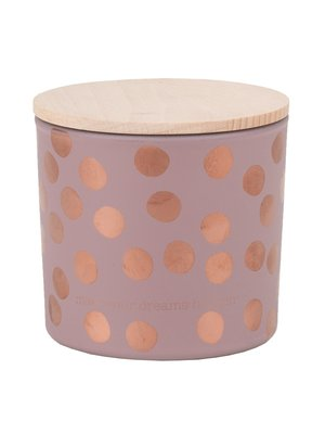 Räder Scented candle small Nude