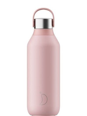 Chilly's Chilly's Series 2 Bottle 500ml Blush Pink