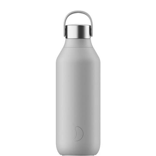 Chilly's Chilly's Series 2 Bottle 500ml Granite Grey