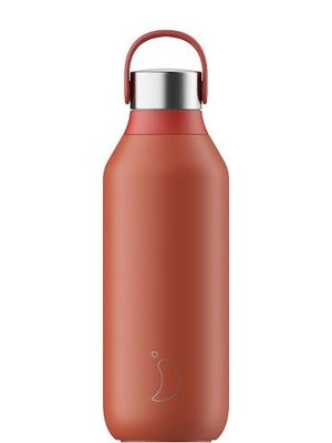 Chilly's Chilly's Series 2 Bottle 500ml Maple Red