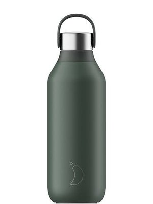 Chilly's Chilly's Series 2 Bottle 500ml Pine Green