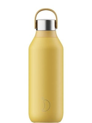 Chilly's Chilly's Series 2 Bottle 500ml Pollen Yellow