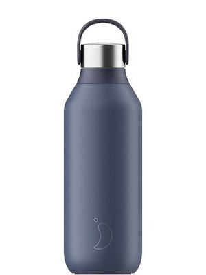 Chilly's Chilly's Series 2 Bottle 500ml Whale Blue