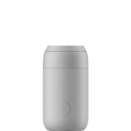 Chilly's Chilly's Series 2 Coffee Cup 340ml Granite Grey