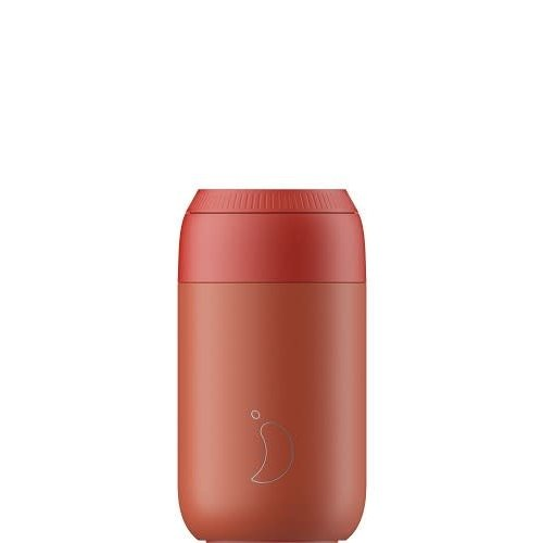 Chilly's Chilly's Series 2 Coffee Cup 340ml Maple Red