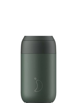 Chilly's Chilly's Series 2 Coffee Cup 340ml Pine Green