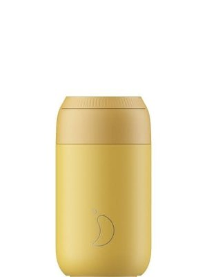 Chilly's Chilly's Series 2 Coffee Cup 340ml Pollen Yellow