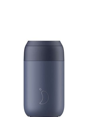 Chilly's Chilly's Series 2 Coffee Cup 340ml Whale Blue