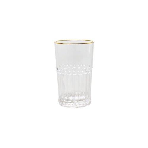 Rice Glas acryl 430ml Clear