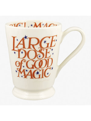 Emma Bridgewater Cocoa mug Halloween Toast Good Magic