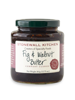 Stonewall Kitchen Fig & Walnut Butter 377ml