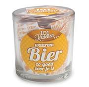 """Miko Reden-pot """"Waarom bier goed voor je is"""""""