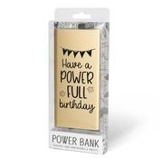 Miko Powerbank Have a powerfull birthday