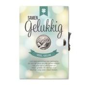 Miko Geluksmunt Giftcard Samen gelukkig