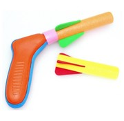 John toy Air rocket Foam Shooter
