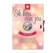 Miko Geluksmunt Giftcard I hou van jou