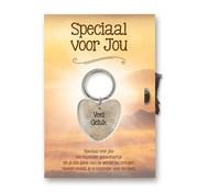 Miko Gelukshart Giftcard Veel Geluk