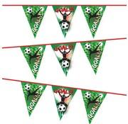 Haza Original Vlaggenlijn Goal!!!  6 Meter