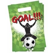 Haza Original Uitdeelzakjes Goal!!! 8 Stuks
