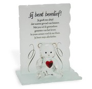 "Miko Angel & Bear ""Jij bent berelief"""