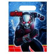 Marvel Feestzakjes Marvels Antman 6 stuks