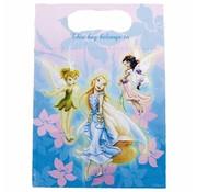 Disney Feestzakjes Disney Fairies 6 Stuks