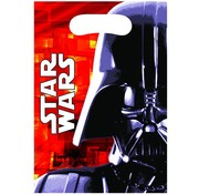 Star Wars Feestzakjes Star Wars Final Battle 6 stuks