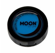 Moon Creations Moon-Glow Neon Oogschaduw Blauw