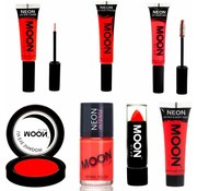 Moon Creations Moon-Glow set GLOW TOTAL RED !!!!!