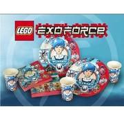 Lego Borden Lego exoforce 6 stuks