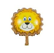 Joni's Winkel Folieballon Leeuw 35x20 cm