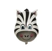 Folieballon Zebra 35x20 cm