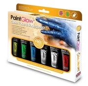 PaintGlow PaintGlow Glitter body gels Box