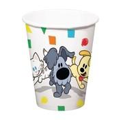Woezel & Pip Bekers Woezel & Pip confetti 8 stuks