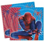 Marvel Servetten The Amazing Spiderman 33x33 cm 20 stuks