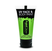 PaintGlow PaintGlow NEON Face & body paint 50 ML Groen