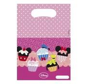 Disney Feestzakjes Disney Cup Cakes 6 stuks