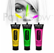 PaintGlow PaintGlow Multipack Body paint UV 3in1