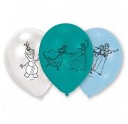 Disney Ballonnen Disney's Frozen 23 cm 6 Stuks