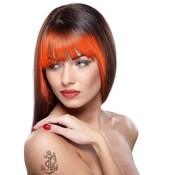 PaintGlow PaintGlow Neon/UV Haarkrijt Oranje